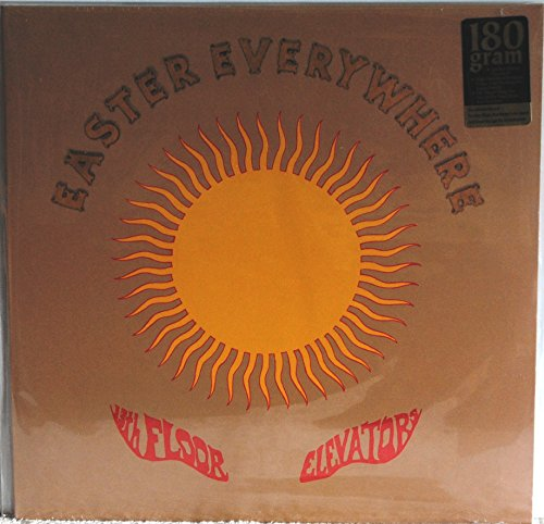 13TH FLOOR ELEVATORS - LP - EASTER EVERYWHERE - 180 GRAM VIRGIN VINYL USA