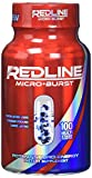 VPX Redline Microburst Multi-stage Delivery System Thermogenic Fat Burner, 100 Capsules