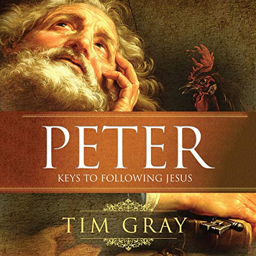 Peter Audiobook By Tim Gray cover art
