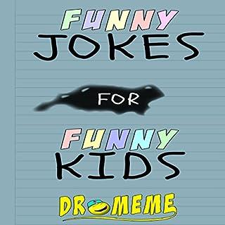 Funny Jokes for Funny Kids audiobook cover art
