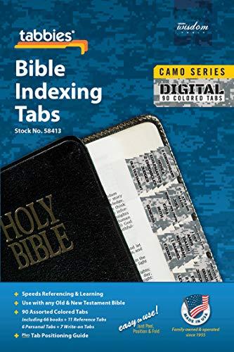 CAMO DIGITAL BIBLE INDEXING TA