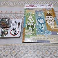 鬼滅の刃 イオン サントリー ノート 一冊 TSUTAYA マスキングテープ 1個 セット 発送 鬼滅の刃商品