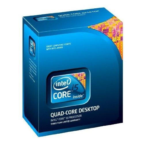 Intel Quad Core Dsk 2.80Ghz Skt 1156
