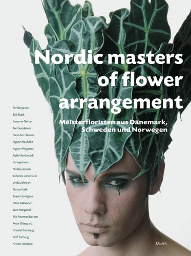 Nordic masters of flower arrangement