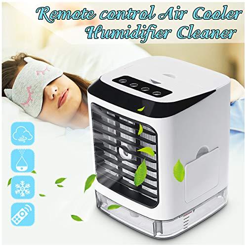 Yukaki Mini ventilatore portatile per condizionatore daria