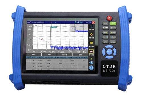 BW 17,8 cm (7 Zoll) Touchscreen, professionelle optische Uhrzeit, Reflektor OTDR CCTV Tester IP-Kamera und analoge Kamera Test PTZ Control TDR-Tester Kabel Scan IP Adress-Scan BWMT7300