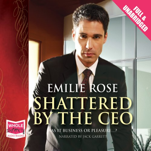 Shattered by the CEO cover art