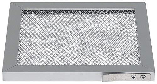 MCC-Trading-International Fettfangfilter für HIC3500 Breite 120mm Höhe 9mm Länge 125mm