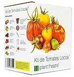 Plant Theatre Kit de Tomates Locos - 6 variedades extrañas y maravillosas para crecer - Gran regalo