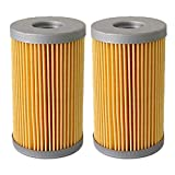 zt truck parts 2X Fuel Filter 15521-43160 Fit for Kubota MX4700 MX5000 MX5100 M4700 M4800 M4900 M5400 M5700 M59 L3010 L3130 L3240 L235 L2250 L2650 L275 L2850 L2900 L2950
