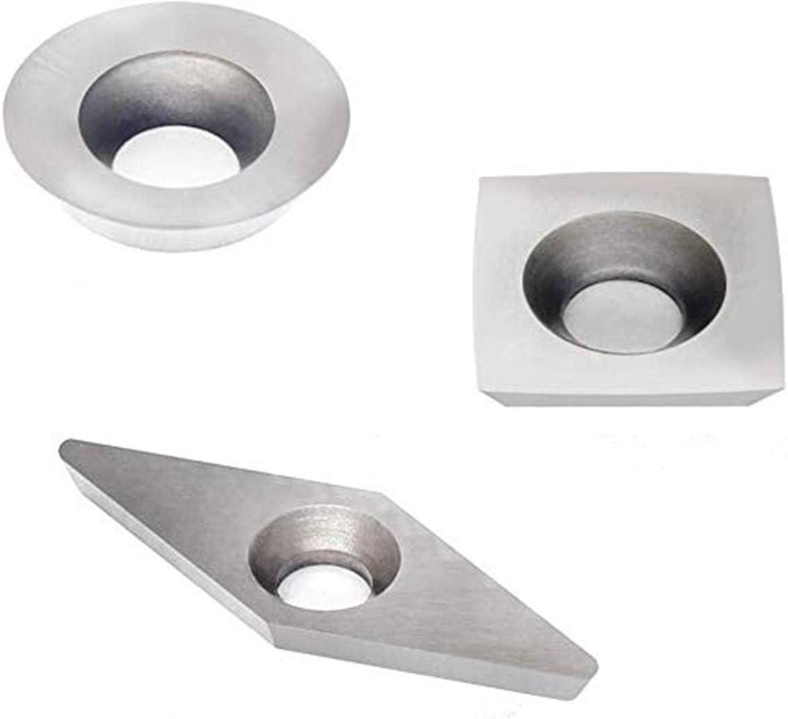 YUFUTOL favorite 3pcs El Paso Mall Tungsten Carbide Cutters Se Combination Inserts Set