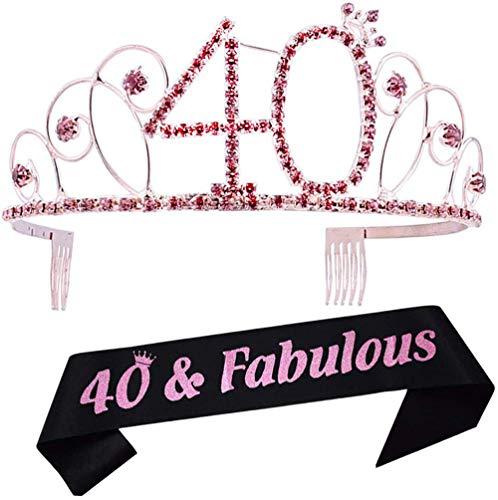 banda 40 cumpleaños fabricante WERJIA