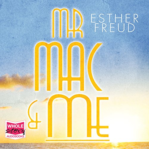 Mr Mac and Me audiobook cover art