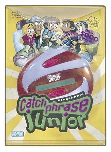 Hasbro Gaming Electronic Catch Phrase Jr.