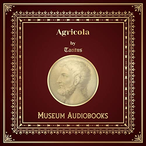 Agricola audiobook cover art