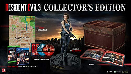 Resident Evil 3 - Collector's Edition - Playstation 4