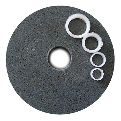 Disco óxido aluminio grano 80para Mola Banco Piedra tipo Flat 150mm