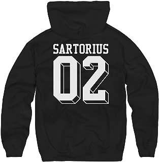 Comfy Team Sartorius Unisex Adult Hoodie: Unisex Hanes Cotton Heavyweight Hoodie