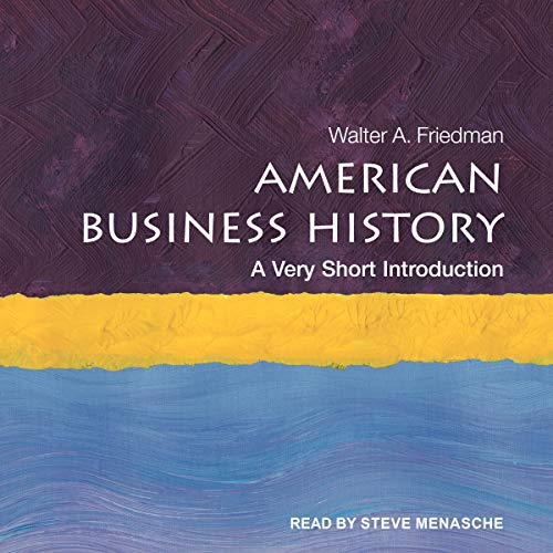 American Business History cover art