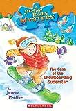 The Case of the Snowboarding Superstar (Jigsaw Jones Mystery)