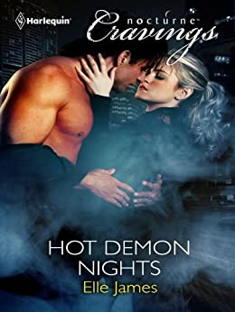 Hot Demon Nights by [Elle James]