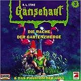 Gänsehaut 3 - Die Rache der Gartenzwerge / Das Phantom der Aula