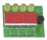 FriFri - Pantalla para freidora FFM31, FFE21, FFE31, FFE42, FFE41, FFM21