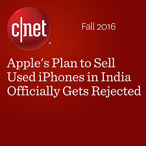 Apple's Plan to Sell Used iPhones in India Officially Gets Rejected cover art