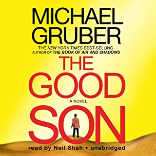 The Good Son audiobook cover art