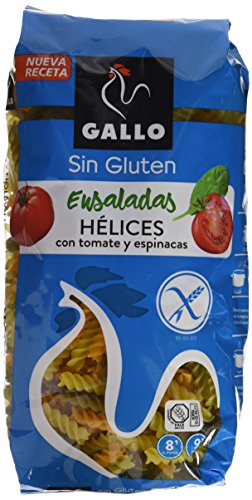 Gallo - Helices Vegetales sin Gluten - 450 grs