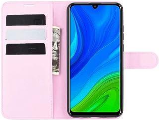 جراب FanTing لهاتف Honor X10 Max 5G، مع فتحات للبطاقات، جراب محفظة من الجلد الصناعي الممتاز، مضاد للخدش، إغلاق مغناطيسي، م...