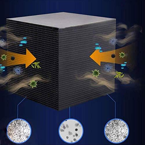 Acreny Eco-Aquariums Water Purifier Fish Tank Nieuwe Filtratie Materiaal Snelle Water Zuivering Filter