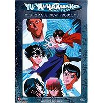 Yu Yu Hakusho 24: Old Rivals New Problems [DVD] [Import]