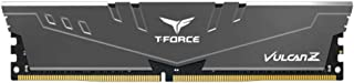 Team T-FORCE VULCAN Z 8GB 288-Pin DDR4 SDRAM DDR4 3000 (PC4 24000) Desktop Memory
