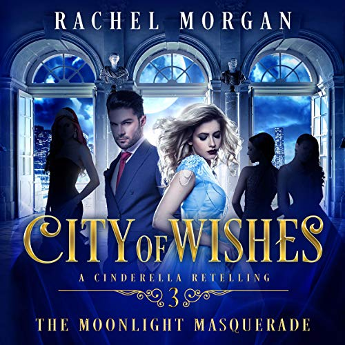 The Moonlight Masquerade audiobook cover art