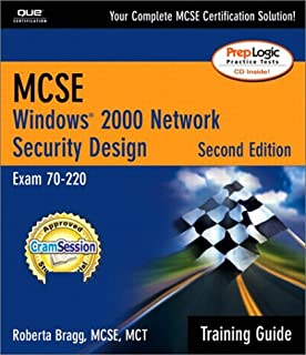 MCSE Training Guide (70-220): Windows(R) 2000 Network Security Design (2nd Edition)