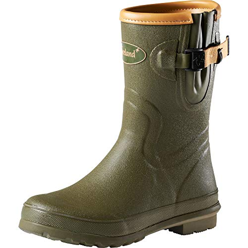Seeland Women's Countrylife Stiefel, Green, UK 8 / US 10