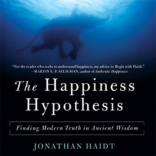 The Happiness Hypothesis cover art
