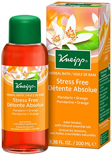 Kneipp Stress Free (Mandarin & Orange) Herbal Bath