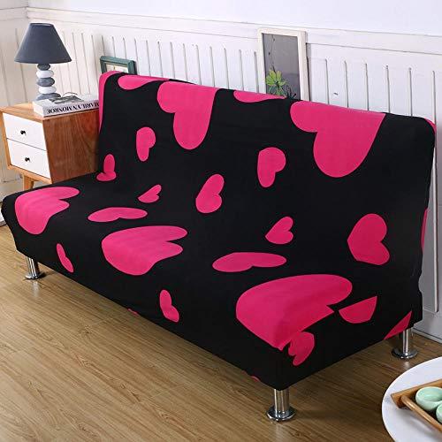 B/H Muebles Elegante Sofa Cubre,Funda de sofá Cama Plegable, Funda de sofá elástica-A,Fundas de sofá de Esquina