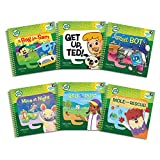 LeapFrog LeapStart 3D Learn to Read Volume 1, Green