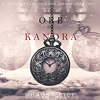 The Orb of Kandra cover art