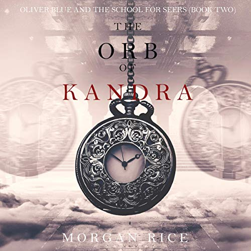 The Orb of Kandra audiobook cover art