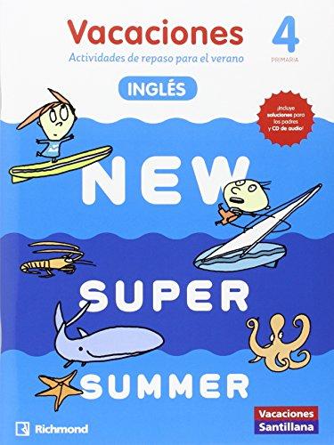 NEW SUPER SUMMER SB 4 + AUDIO 4 - 9788466823012