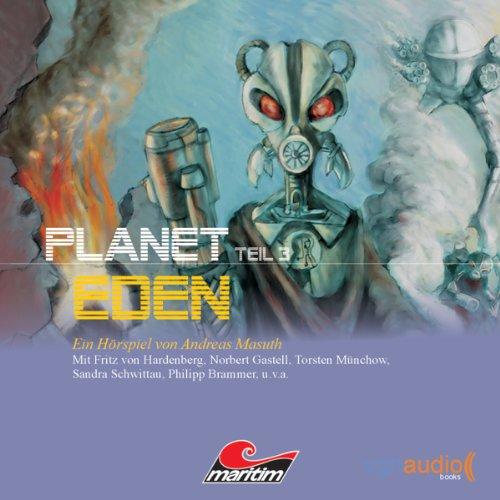 Planet Eden 3 Titelbild