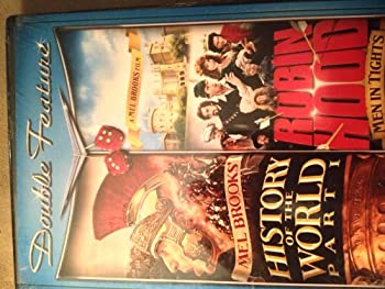Double Feature - History of the World Part 1 and Robin Hood Men in Tights