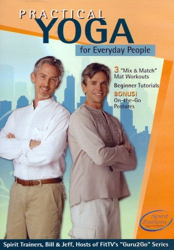Practical Yoga for Everyday People - Volume 1: The Awake-Over Series