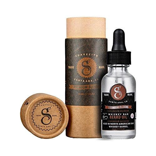Suavecito Bar à whisky mélanges huile de barbe