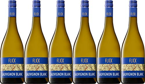 Alexander Flick Sauvignon Blanc 2018 Trocken (6 x 0.75 l)
