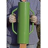 Handramme Handpfahlramme Pfahlramme Zaunpfahlramme Zaunramme Pfostenramme 60cm 16kg ø 14,5cm für 10x10 Pfosten
